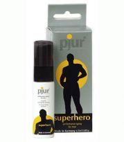 Pjur Superhero: Performance Spray