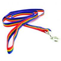 Rainbow Pet Leash