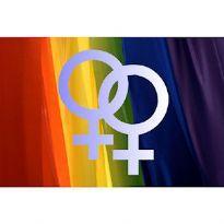 Club HomowareGirl/Girl Rainbow Magnet