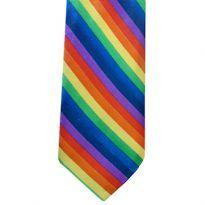 Rainbow Tie.