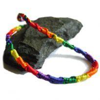 Thin bracelet.