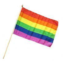 The Boys fabric Prideflag