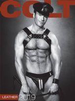 COLT Leather calendar 2019