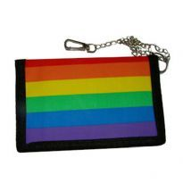 GAY PRIDE rainbow WALLET