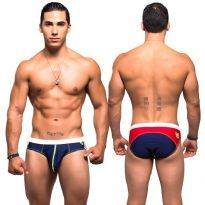 Andrew Christian Swimbriefs Navy