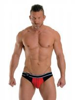 Mister B Urban Manhatten Jockstrap - Red
