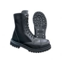 Phantom leather Boots with 10 holes