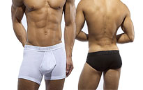 Underwear for men, Classic undies for gay men, Basic and sexy underwear for men