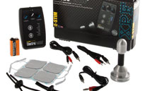 E-stim is a tantalising form of sex, Enjoy electric current on your body, Enjoy electro sex with safe equipment