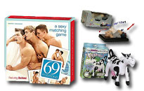 Funny gifts with a risqué touch, Wacky gifts for gays, Gag gifts for bachelor party, Pimp up the stag party