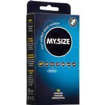 MY.SIZE, 10 condoms