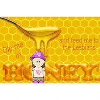 Honey Magnet