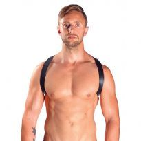 Mister B Leather Sling Harness