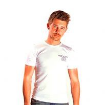 Mister B T-Shirt White