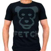 Mister B FETCH T-shirt Black