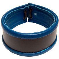 Armband Laced Blue