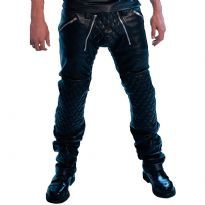 Mister B Padded Sailor Jeans