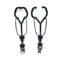 Black Body Clamps