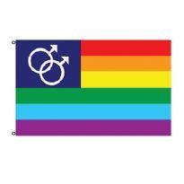 Big Rainbow flag