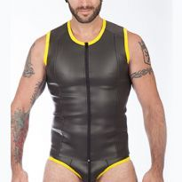 Titus Neoprene Vest with a zipper