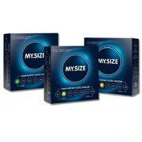 MY.SIZE, 3 condoms