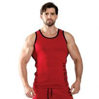 Mister B - Tank Top - Red