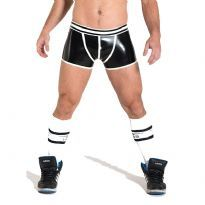 MisterB Rubber Vector shorts
