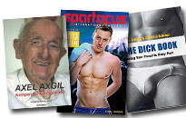 Learn about sex between men, Learn new tricks to your sex life, Gay sex related do-it-yourself books, Guide books to gay sex