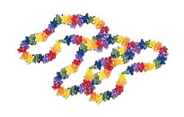 Get ready for the gay pride, Wear the rainbow around your neck, Show your true colours are the gay pride