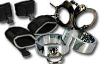 Everything you need for a hot bondage session, Tie him - use him, Who is the slave - who is the master?